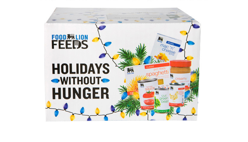 Thanksgiving Hunger Boxes